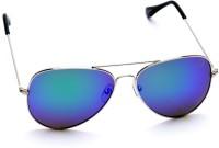 OPTIS Aviator Sunglasses(Blue)