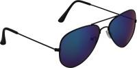 Pede Milan Aviator Sunglasses(For Men, Multicolor)