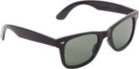 Gansta Wayfarer Sunglasses(Green)
