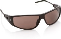 Diesel Round Sunglasses(Brown)