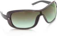 Diesel Round Sunglasses(Green)