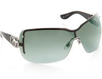 GUCCI Round Sunglasses(Green)