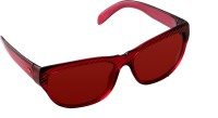 ADIDAS Oval Sunglasses(For Women, Violet)