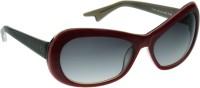 Manish Arora MNS-7508-160 Cat-eye Sunglasses(Grey)