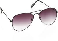 Joe Black JB-064-C6 Aviator Sunglasses(Violet)