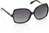 Roberto Cavalli Over-sized Sunglasses(Violet, Grey)