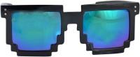 Alpha Man 11_SG_SG_00036 Wayfarer Sunglasses(Blue)
