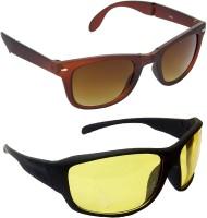Red Leaf RCMB210_1 Wayfarer Sports Sunglasses(For Boys)