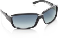 Diesel Rectangular Sunglasses(Blue)