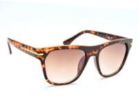 STACLE Rectangular Sunglasses(For Men, Brown)
