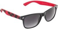 Farenheit Wayfarer Sunglasses(Grey)