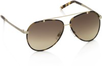 Dsquared Aviator Sunglasses(Brown)