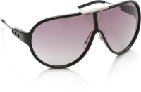 Diesel Over-sized Sunglasses(Violet)