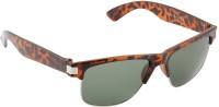 Irayz Wayfarer Sunglasses(Green)