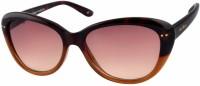 Joe Black Oval Sunglasses(For Women, Brown)