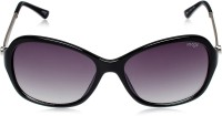 Image Oval Sunglasses(For Women, Blue)