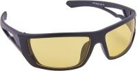 Blackburn Wrap-around Sunglasses(Yellow)