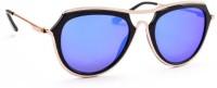 STACLE Aviator Sunglasses(For Men, Blue)