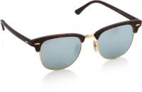 Ray-Ban Wayfarer Sunglasses(Grey, Brown)