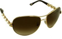 Chopard Aviator Sunglasses(Brown)