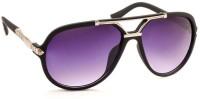 STACLE Aviator Sunglasses(For Men, Grey)