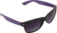 Mount Track Wayfarer Sunglasses(Black)