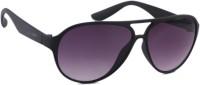 Joe Black Aviator Sunglasses(For Men & Women, Violet)