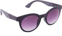 Blackburn Round Sunglasses(Violet)
