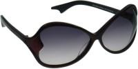 Manish Arora MNS-7509-162 Cat-eye Sunglasses(Grey)