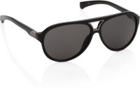 CK Jeans Aviator Sunglasses(Grey)
