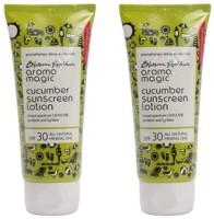 Aroma Magic Cucumber Sun Screen Lotion 2 - SPF 30 PA++(200 g)