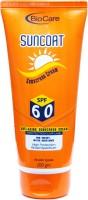 Biocare Suncoat Sunscreen Cream - SPF 60 PA+(200 g)