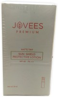 Jovees Matte Tint Sun Shield Protective Lotion With Spf-40 Pa+++ - SPF 50 PA+++(50 ml)