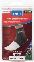 Mueller Neoprene Blend with Straps Ankle Support