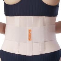 Dr.Med Elastic Waist Support (XL, Beige)