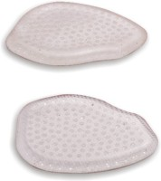 Flamingo Gel Metatarsal Pad (Male) Heel Support (Free Size, White)