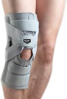 Dr.Med Hinged Pcl Knee, Calf & Thigh Support (XL, White, Grey)