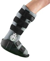 OPPO 3109 Air Walker With Rom Hinge Knee Support (M, Grey)