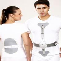 Tynor Orthopaedic Ash Hyper Extension Brace Short Back Support
