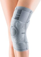 OPPO 2923 Accutex Knee Stabilizer Knee, Calf & Thigh Support (M, Grey)