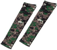 54c86a75cc Vinto SALUTE INDIAN ARMY 1 Pair of Camouflage Arm Cooling Sleeves with UV  Protection Elbow Support
