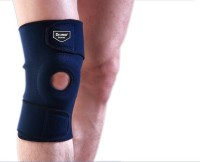 Dr.Med K009 U Knee Support (Free Size, Blue)
