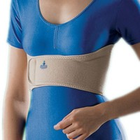 OPPO 4074 Rib Belt - Female Abdomen Support (Free Size, Beige)