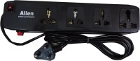 View Allen Surge Supressor Extension Cord 4 Strip Surge Protector Laptop Accessories Price Online(Allen)