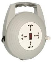 Havells Round 4 Socket Surge Protector(Grey)