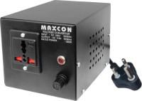 MX Professional Voltage Converter - 500 Watts (220 - 110 V) 1 Socket Surge Protector(Black)