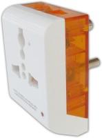 MX MX3216_Multicolor 3 Socket Surge Protector(Multicolor)