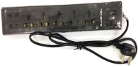 View AVB 6 Socket 1.5 M Extension 6 Socket Surge Protector(Black) Laptop Accessories Price Online(AVB)