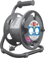 MX MX 3015 2 Socket Surge Protector(Black)