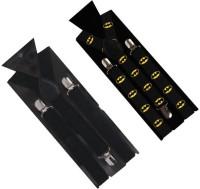 atyourdoor Y- Back Suspenders for Men(Black, Multicolor)